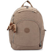 Kipling經典Basic尼龍FireflyN雙側袋後背包(棕色)460193-134