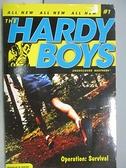 【書寶二手書T9/原文小說_CPZ】The Hardy Boys_#7