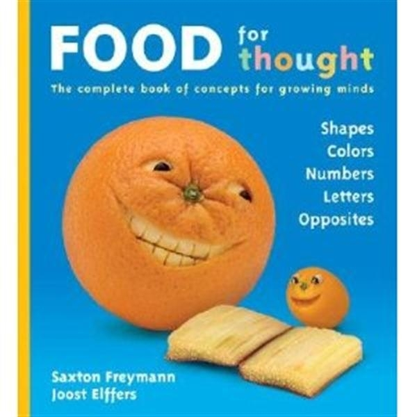 (二手書)Food for Thought: The Complete Book of Concepts for Growing Mind..