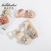 女童涼鞋2019夏季新款小公主鞋韓版潮流防滑女孩時尚休閒沙灘鞋子