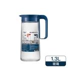 樂扣樂扣  簡約濾網玻璃冷水壺1.3L內含濾茶網(LLG-619)