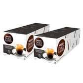 雀巢 義式濃縮濃烈咖啡膠囊 (Espresso Intenso) (雙條6盒)