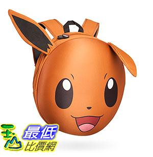 [美國直購] ThinkGeek 背包 Pokemon Eevee 3D Molded Backpack 神奇寶貝 精靈寶可夢周邊