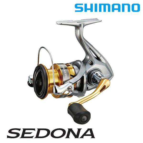 漁拓釣具 SHIMANO 17 SEDONA C3000DH/4000/4000XG [紡車捲線器]