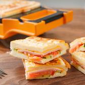 麵包機 日食記recolt麗克特三明治機家用早餐機土司烤面包片機神器三文治 igo阿薩布魯