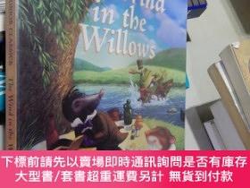 二手書博民逛書店The罕見wind in the willows(英文原版32開平裝)Y16472 KENNETH GRAHA