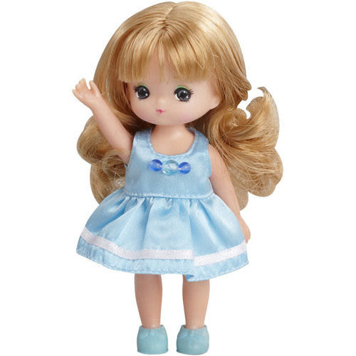 LICCA 莉卡娃娃 LD-21 美紀娃娃 (TAKARA TOMY)