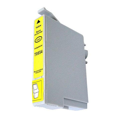 ※eBuy購物網※EPSON相容墨水匣 T0854(854) 淡黃色 適用EPSON印表機機型EPSON STYLUS PHOTO 1390