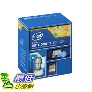 [103美國直購 ShopUSA] Intel 處理器 I3-4130T 2.90 3 LGA 1150 Processor BX80646I34130T $6375