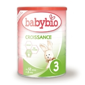 ✪法國Babybio 幼兒成長配方-生機放牧牛✪