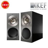 英國原裝 KEF REFERENCE 1 頂級書架揚聲器 Uni-Q 驅動單體  光澤核桃木 / 鋼琴黑 一對 公司貨 零利率