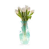 美國Modgy展開系繽紛花瓶 / 居家佈置 / 時尚浪漫/ 設計小物-(青碧) /《創。室。計》