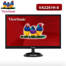 【免運費-限量】Viewsonic 優派 VA2261H-8 22型 顯示器 / HDMI / 三年保固