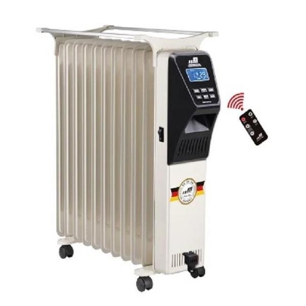【南紡購物中心】NORTHERN 北方 NAE-11電子式葉片恆溫電暖爐 電暖器