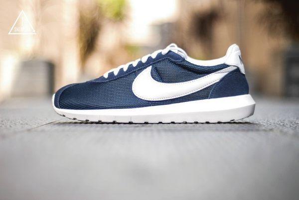 ISNEAKERS Nike Roshe LD-1000 QS 802022-401 藍白 阿甘鞋 復古 慢跑鞋 男段