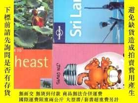 二手書博民逛書店英語東南亞旅遊指南罕見Southeast Asia Rough