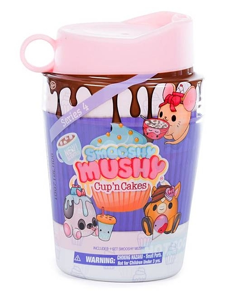 軟軟寵物精靈 Smooshy Mushy(第四彈)-驚喜罐
