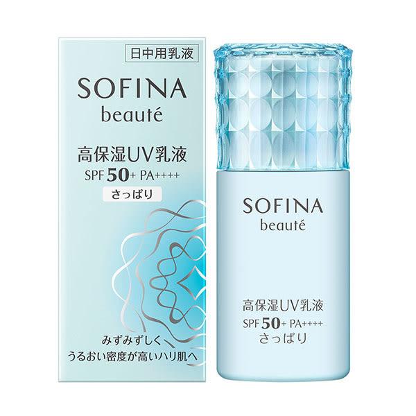 SOFINA蘇菲娜 芯美顏保濕日間防禦乳清爽 【康是美】