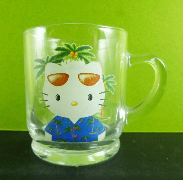 【震撼精品百貨】Hello Kitty 凱蒂貓~透明杯-丹尼爾