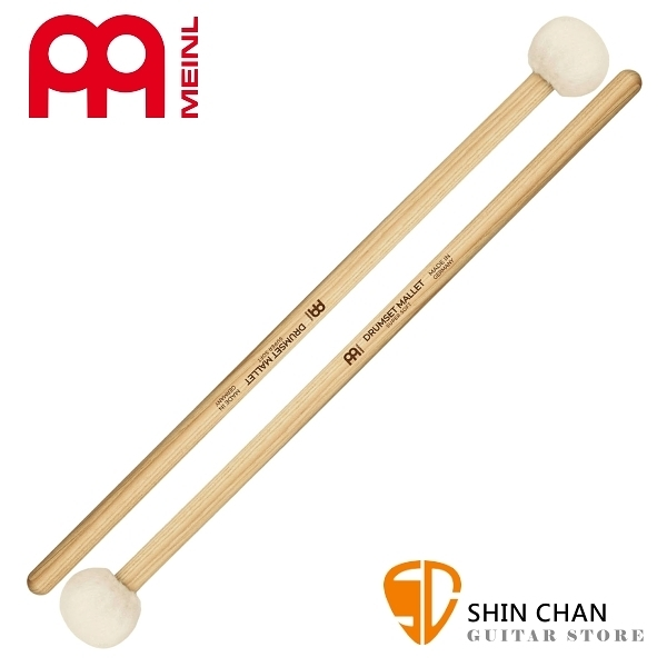 Meinl SB400 SUPER SOFT DRUM SET MALLETS 軟頭鼓棒【SB-400】