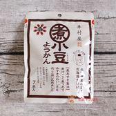 井村屋_紅豆羊羹7入105g【0216零食團購】4901006113502
