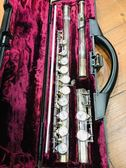 凱傑樂器 中古美品 BUFFET 長笛 英國製 附盒