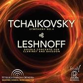 【停看聽音響唱片】【SACD】柴可夫斯基:第四號交響樂 / 列斯諾夫:單簧管與低音管雙協奏曲