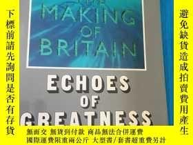 二手書博民逛書店Echoes罕見of Greatness【偉大的回聲】Y1876