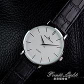 型男手錶 男士手錶皮帶男學生韓版簡約時尚潮流男錶防水石英錶腕錶 果果輕時尚NMS