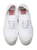【BENSIMON】經典綁帶款-白