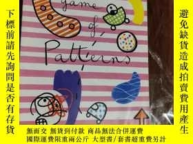 二手書博民逛書店herve罕見toilet the game of patterns 兒童讀物 英文版Y42402