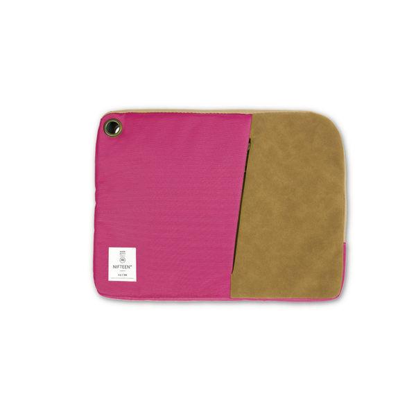 (NG商品-外觀小瑕疵) 【Nifteen】13吋多層收納包/筆電包/電腦包/平板包─Swivel
