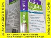 二手書博民逛書店New罕見College Latin and English Dictionary(書名以圖片為準)Y2823