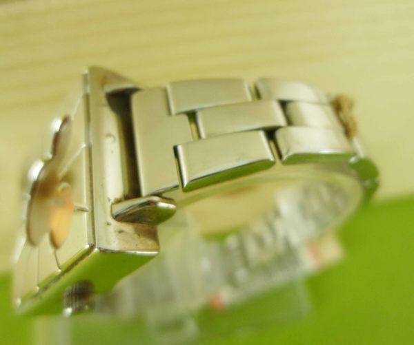 【震撼精品百貨】米奇/米妮_Micky Mouse~日本進口方形手錶-橘米奇#21400