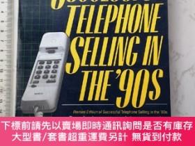 二手書博民逛書店Successful罕見Telephone Selling in the 90sY385290 Martin