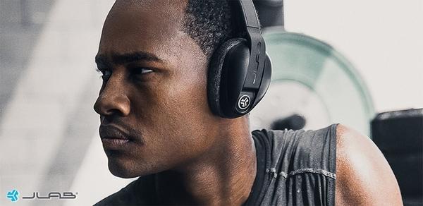 【海恩數位】JLab Flex Sport 耳罩式藍牙耳機 全球第一支可水洗的耳罩式耳機