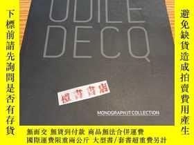 二手書博民逛書店Monograph罕見Odil Decq (Monograph.It)Y272368 Massimo Faif