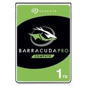 【綠蔭-免運】Seagate新梭魚BarraCuda Pro 1TB 2.5吋 7200轉硬碟 (ST1000LM049)