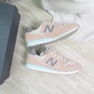 New Balance NB373 復古運動鞋 休閒鞋 B楦 WL373CP2 女款 粉色【iSport愛運動】