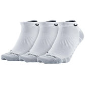 [三雙入] Nike Dry Lightweight 經典運動短襪 白 基本款三包裝短襪 中筒襪 襪子 SX6940100