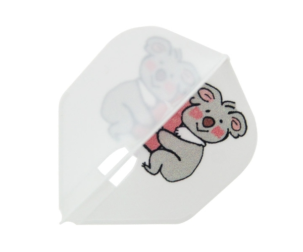【L-Flight x D.Craft】PRO Koala 鏢翼 DARTS