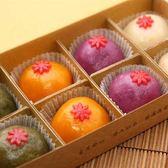 [富品家]4味綜合米果子禮盒(每盒8入裝)