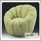 {{ 海中天休閒傢俱廣場 }} G-42 摩登時尚 時尚桌椅系列 609-8 休閒椅 (淺綠色)