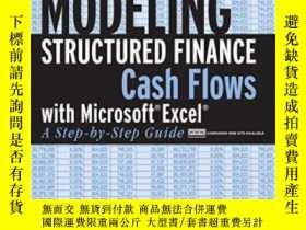 二手書博民逛書店Modeling罕見Structured Finance Cash Flows With Microsoft Ex