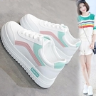 休閒鞋女 秋冬女鞋低幫板鞋防滑棉鞋休閑鞋女士加絨小白鞋運動鞋學生旅游鞋