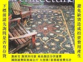二手書博民逛書店LANDSCAPE罕見ARCHITECTURE 2005.8Y3