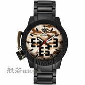 LICORNE     MK-2帥氣迷彩手錶-沙漠棕