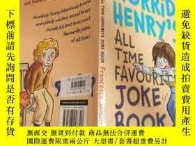二手書博民逛書店Horrid罕見Henry's :all time favourite joke book:可怕的亨利:一直最喜歡