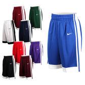 NIKE 男籃球針織短褲 (路跑 慢跑 訓練 五分褲 免運 ≡排汗專家≡
