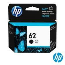 HP C2P04AA NO.62原廠黑色墨水匣 適用Envy 5640/7640/5540/OJ5740(原廠品)